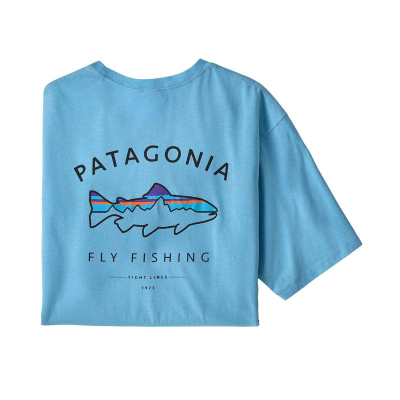 Patagonia Framed Fitz Roy Trout T-Shirt - Men's