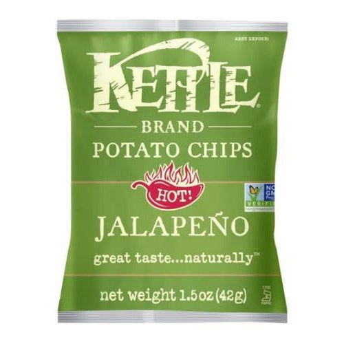 Kettle Chips - Jalapeno