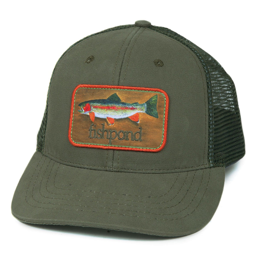 Fishpond Rainbow Trout Hat - Olive