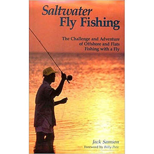 Saltwater Fly Fishing by Jack Simpson