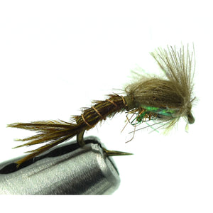 Harrop's Bead Head Bubble Back - BWO
