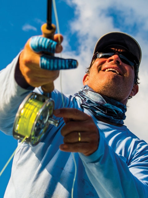 Buff Finger Guards - Tarpon
