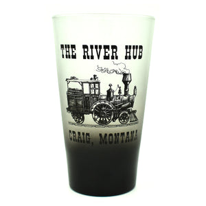 The River Hub Beer Glass