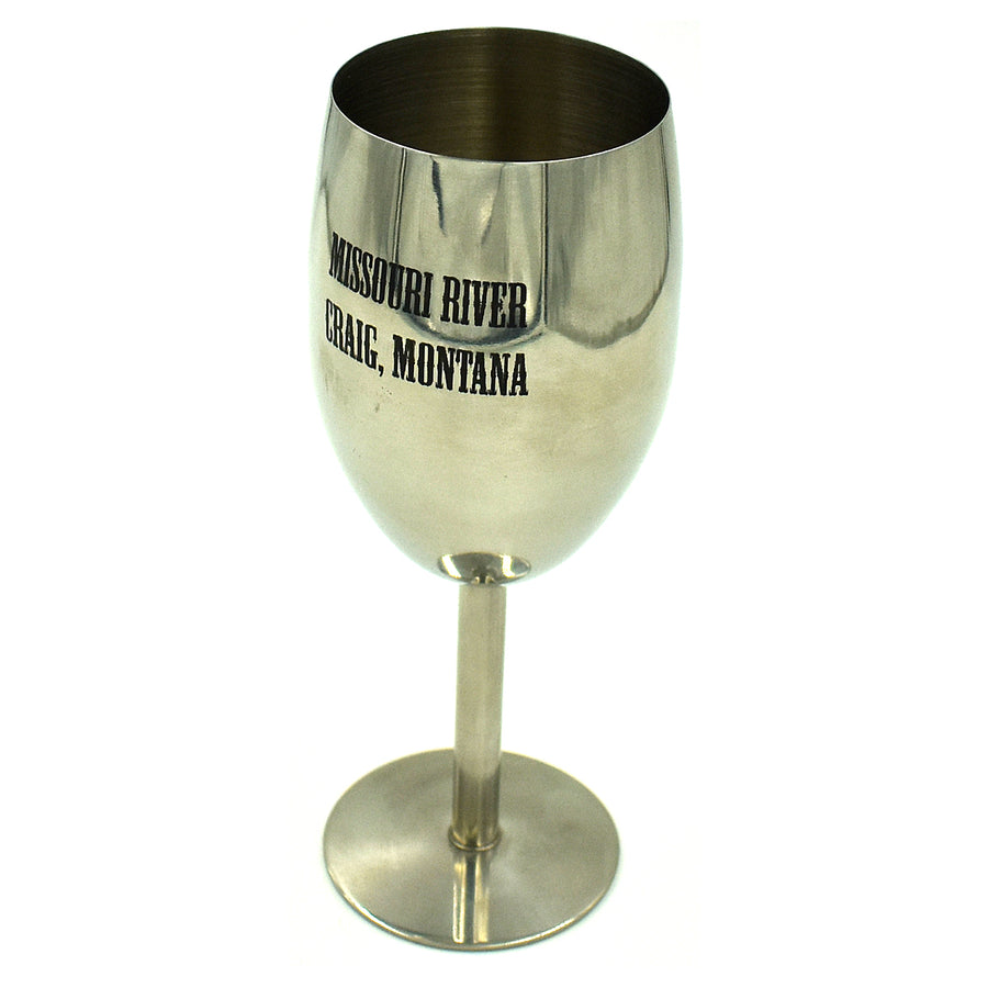 Wine Glass Stainless Steel