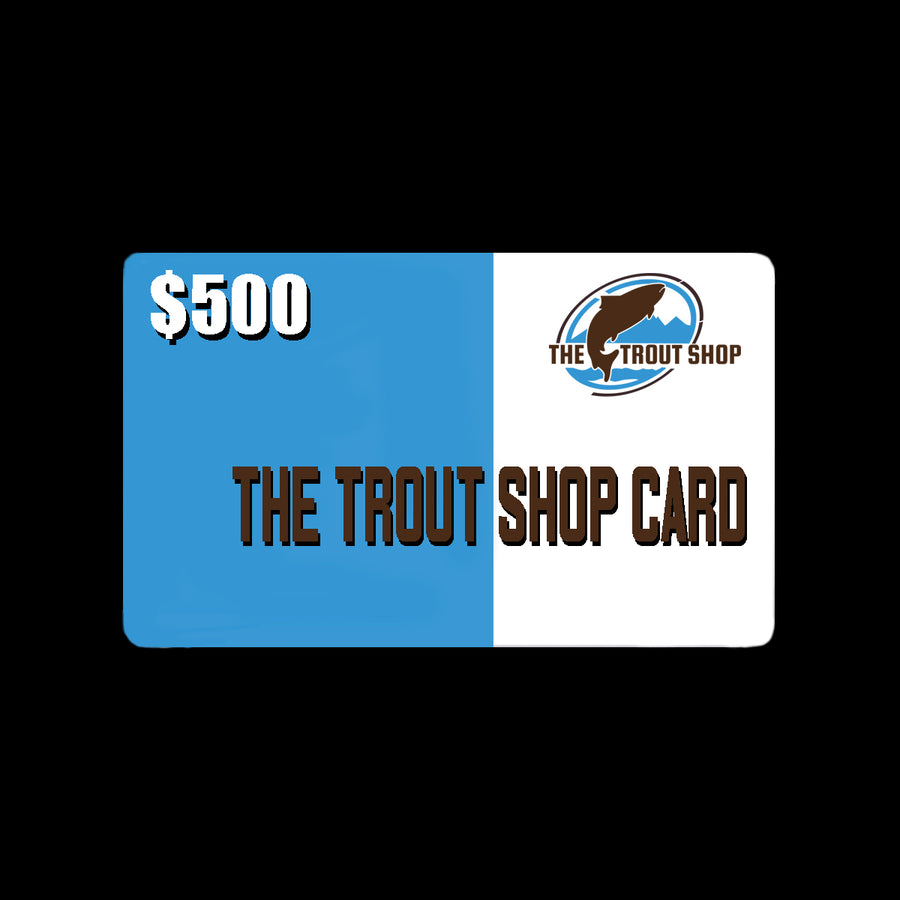 The Trout Shop Gift Card