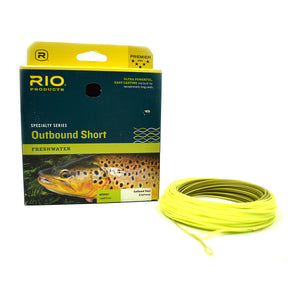 RIO Outbound Short Fly Line