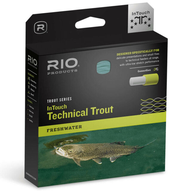 InTouch RIO Technical Trout