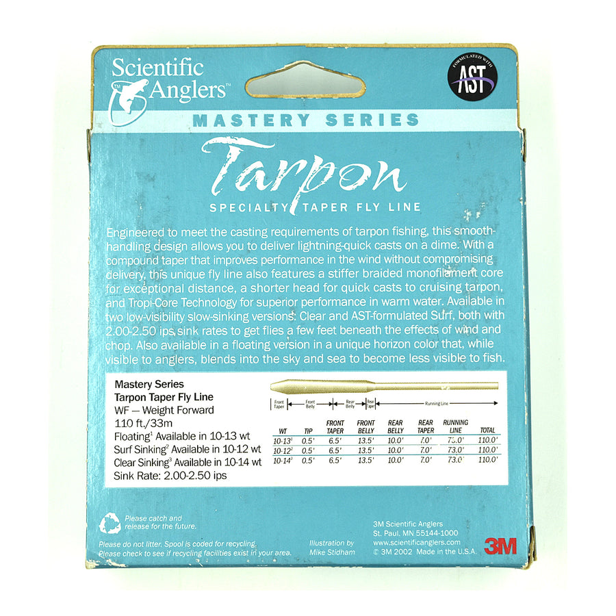 Scientific Anglers Mastery Tarpon Fly Line*