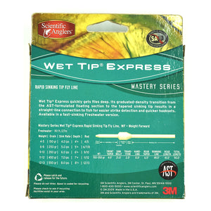Scientific Anglers Mastery Wet Tip Express Fly Line