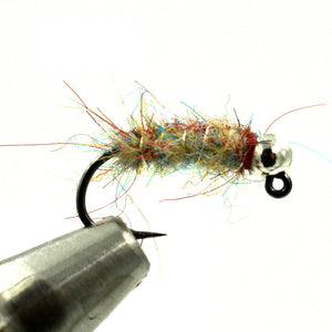 Tungsten Jigged Tailwater Sow Bug