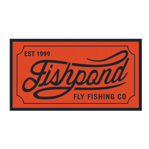Fishpond Heritage Sticker