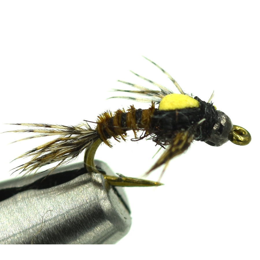Yeager's Tungsten Bead Head Crack Back PMD
