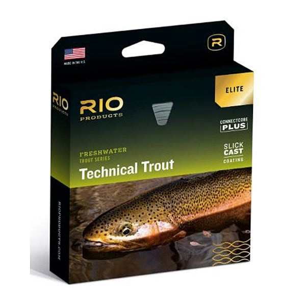 Elite RIO Technical Trout Fly Line