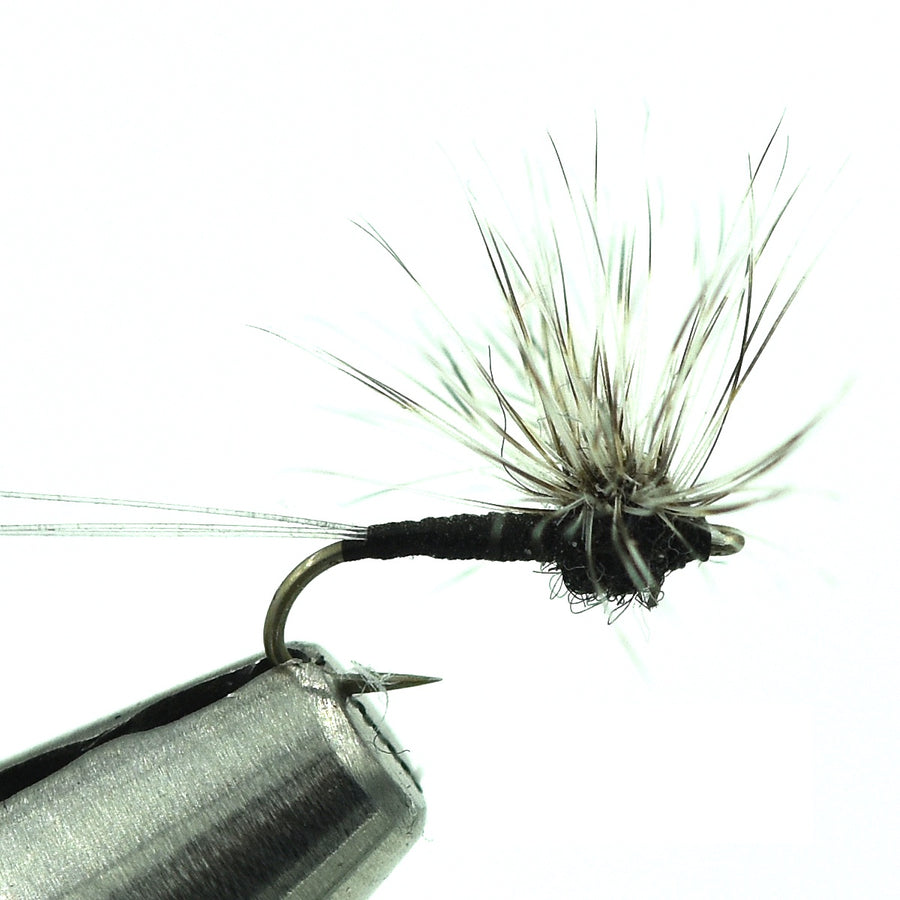 Quigley's Hackle Stacker - Male Trico