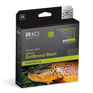 InTouch RIO Outbound Short Fly Line