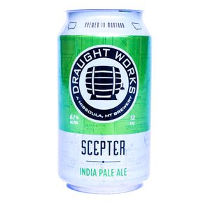 Draught Works Scepter IPA