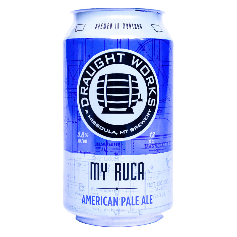 Draught Works My Ruca Pale Ale