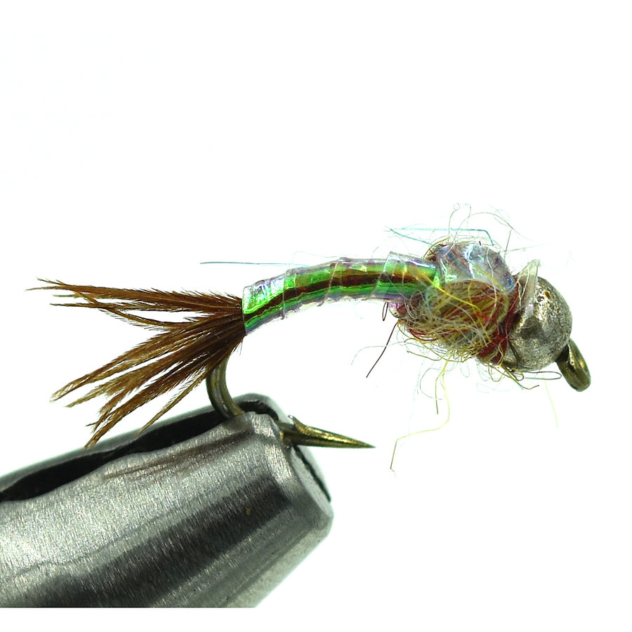 Egan's Tungsten Rainbow Warrior