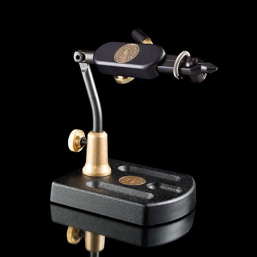 Regal Medallion Travel Vise - Midge Head