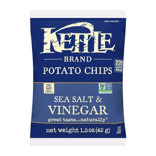 Kettle Chips - Sea Salt & Vinegar