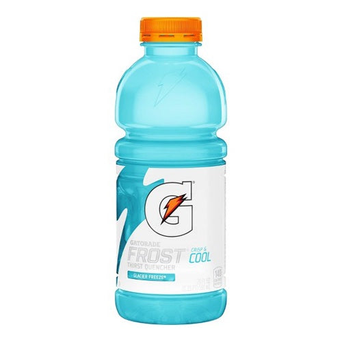 Gatorade Glacier Frost Freeze