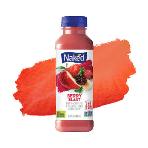 Naked Fruit Smootie - Berry Blast