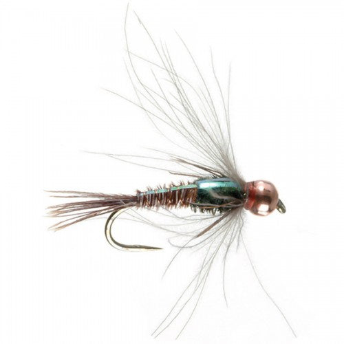 Tungsten Bead Head CDC Pheasant Tail