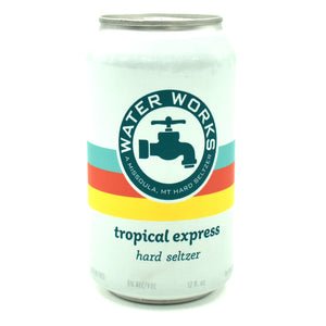Water Works Seltzer - Tropical Express