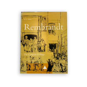 Rembrandt: The Complete Etchings