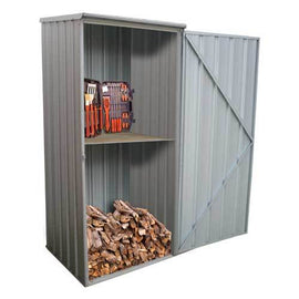 Drop Shed with 1 Door 0.8m x 0.8m x 2m(h) - clikBUILD