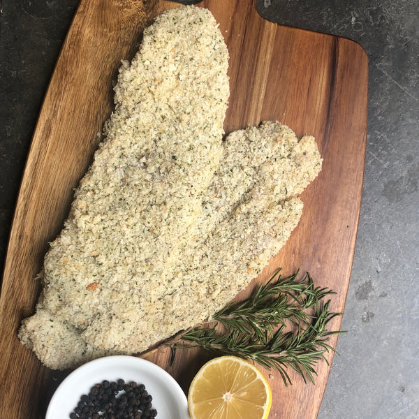 Schnitzel Turkey Breast - 1kg