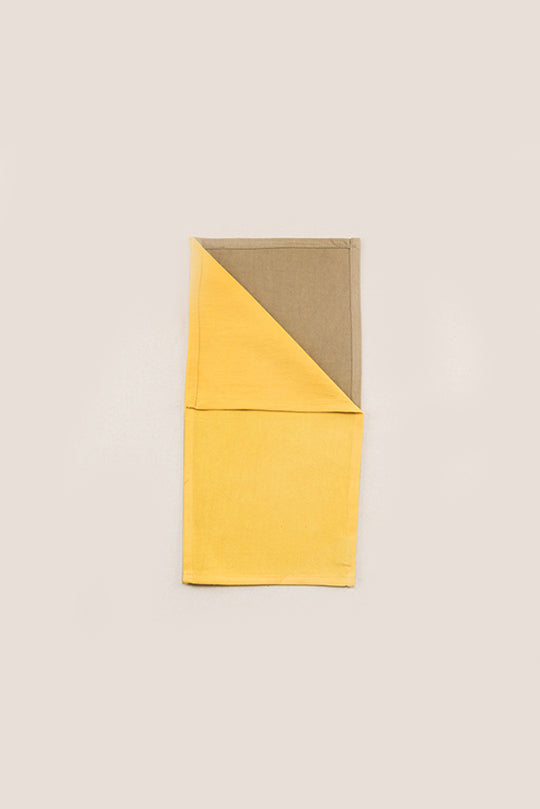Basik Napkin - Mustard (Set of 6)