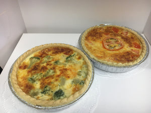 Quiche -  Pies & Pasties