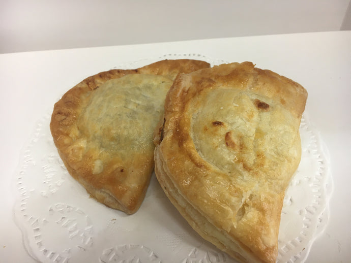 Cheese and Onion Pasty -  Pies & Pasties