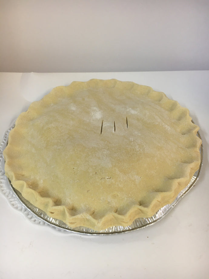 Large Steak pie- frozen -  Unbaked goods