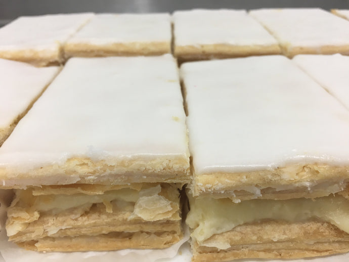 Vanilla Slice -  Cream Cakes