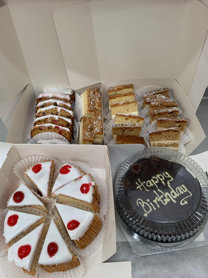 Birthday Workplace Package-  Specials