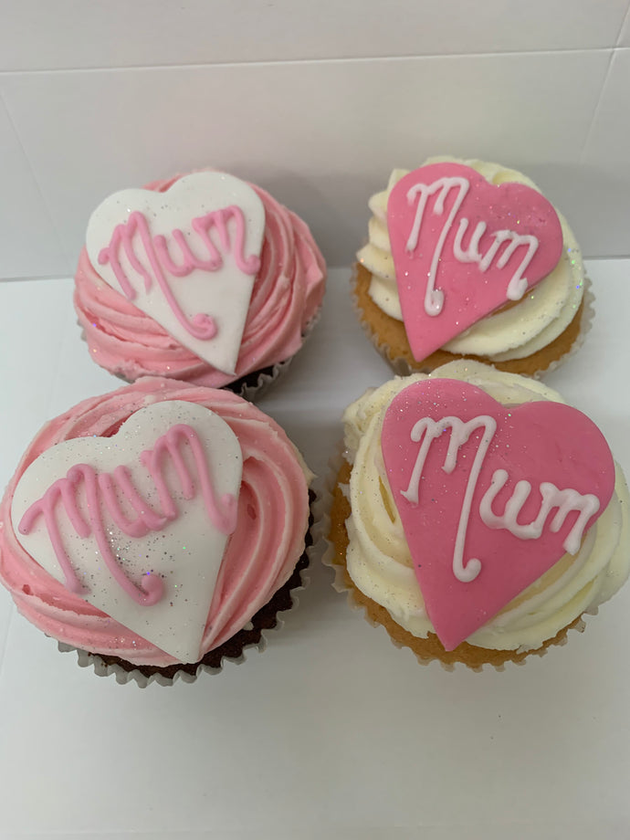 Mother's Day Cup Cake -  Cakes & Pastries