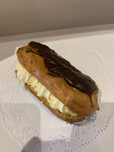 Chocolate Eclair -  Cream Cakes