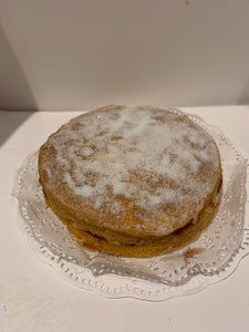 Jam or lemon Sponge -  Large Cakes