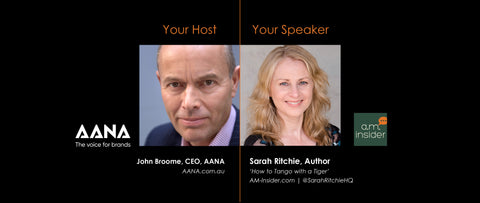 AANA Webinar with Sarah Ritchie