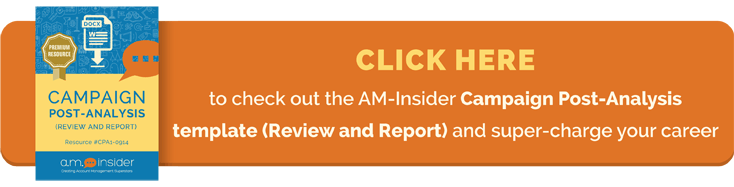 """AM-Insider Campaign Analysis Template for download"
