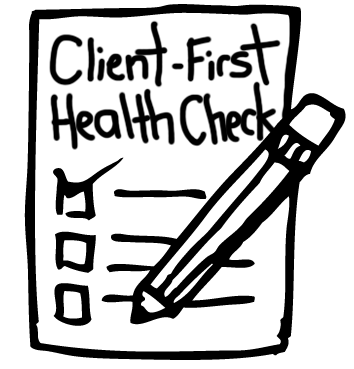 Client-First Health Check, AM-Insider article by Sarah Ritchie