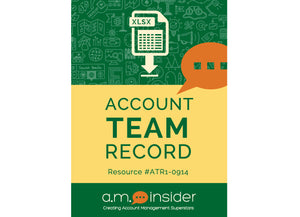 Account Team Record