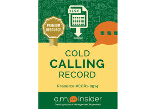 Cold Calling Record