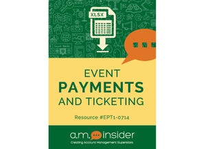Event Payments and Ticketing