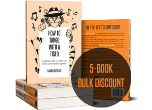 How to Tango with a Tiger, 5-book bulk discount