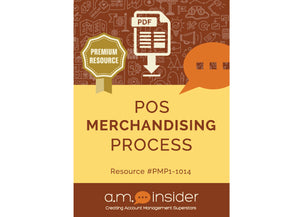 POS Merchandising Process