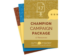Champion Campaign Package (17 Resources)