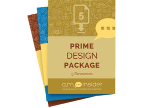 Prime Design Package (5 Resources)